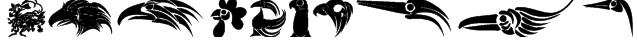 Birdies Font