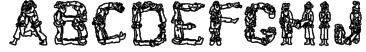 Santa Time Font