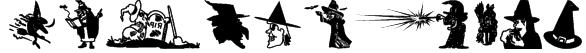 WitchesStuff Font