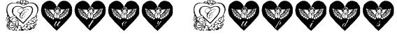 Cutey Cupids Font