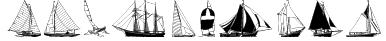 Ships Font