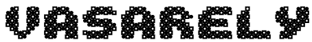 Vasarely Font