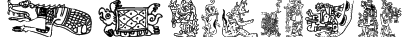 Mythical Font