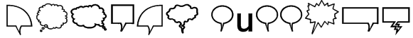 Komika Bubbles Font