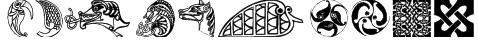 CelticMotif Font