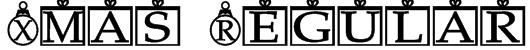 Xmas Regular Font