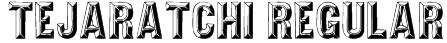 Tejaratchi Regular Font