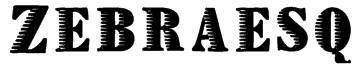 Zebraesq Font