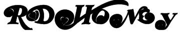 RDHoney Font