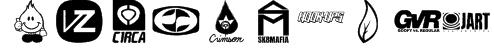 logoskate 2.0 Font