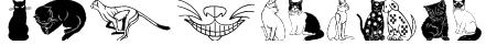 Furballs Font