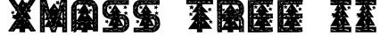 XmasTree II Font