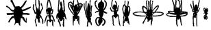 Win Bugs Font