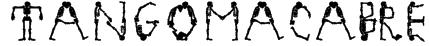 TangoMacabre Font