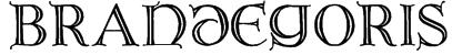 Brandegoris Font