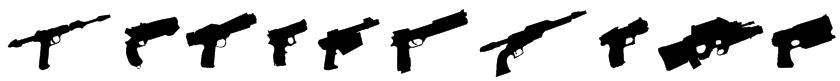 2nd Amendment 2050 Rotated Font