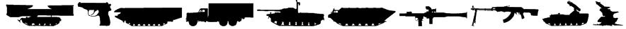 Soviet-Kit Font