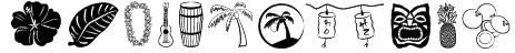 Tropicana BV Font