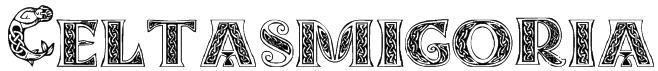 Celtasmigoria Font