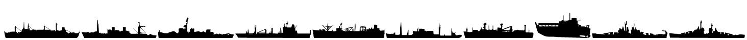 US Navy Mirror Font