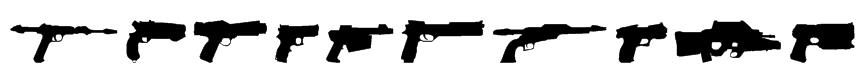 2nd Amendment 2050 Font