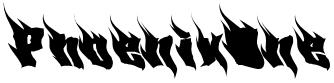 PhoenixOne Font