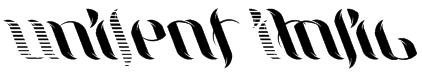 UniLeaf Italic Font
