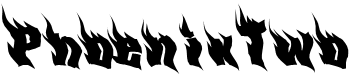 PhoenixTwo Font