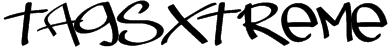 TagsXtreme Font