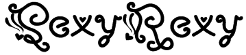 SexyRexy Font