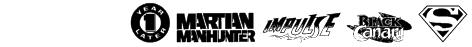 DC Comics Font