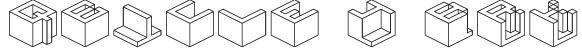 Qbicle 4 BRK Font