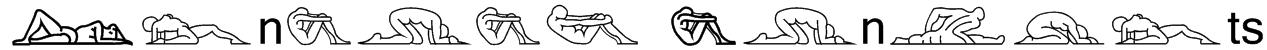 Candide Dingbats Font