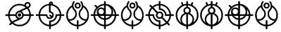 Forerunner Font