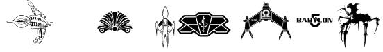 B5Symbols Font