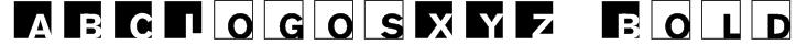 ABCLogosXYZ-Bold Font