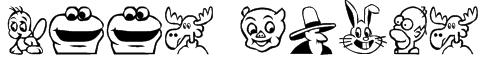 Toon Plain Font