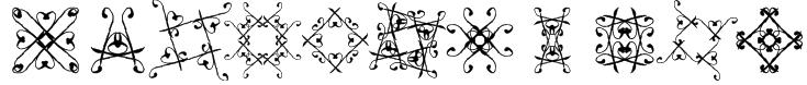 SVGfont 1 Font