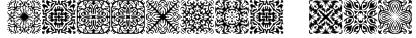 Symmetry BRK Font