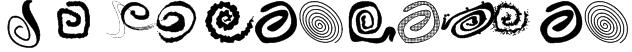xspiralmental Font