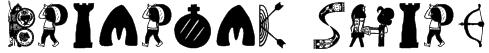 Briaroak Shire Font