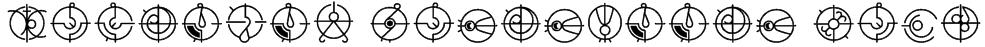 Covenant/Forerunner Bold Font