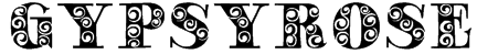 GypsyRose Font