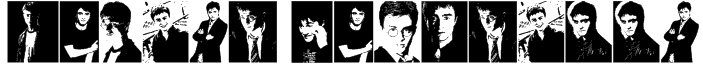Daniel Radcliffe Font