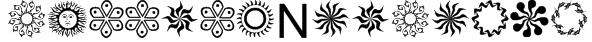 runningNcircles Font