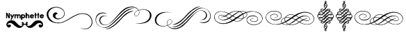 Nymphette Font