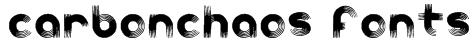 carbonchaos fonts Font