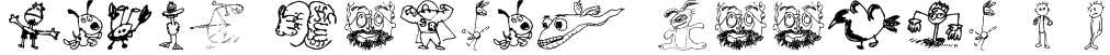 Brian Powers Doodle 2 1 Font