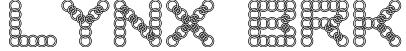 LYNX BRK Font