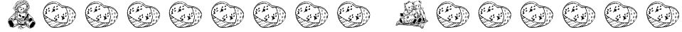 Cherished Teddies Font